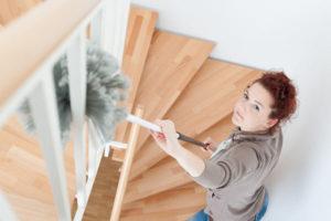 Treppenhausreinigung - Gebäudereinigung clean24 Stuttgart